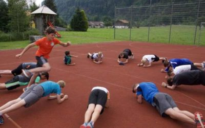 Sommertraining